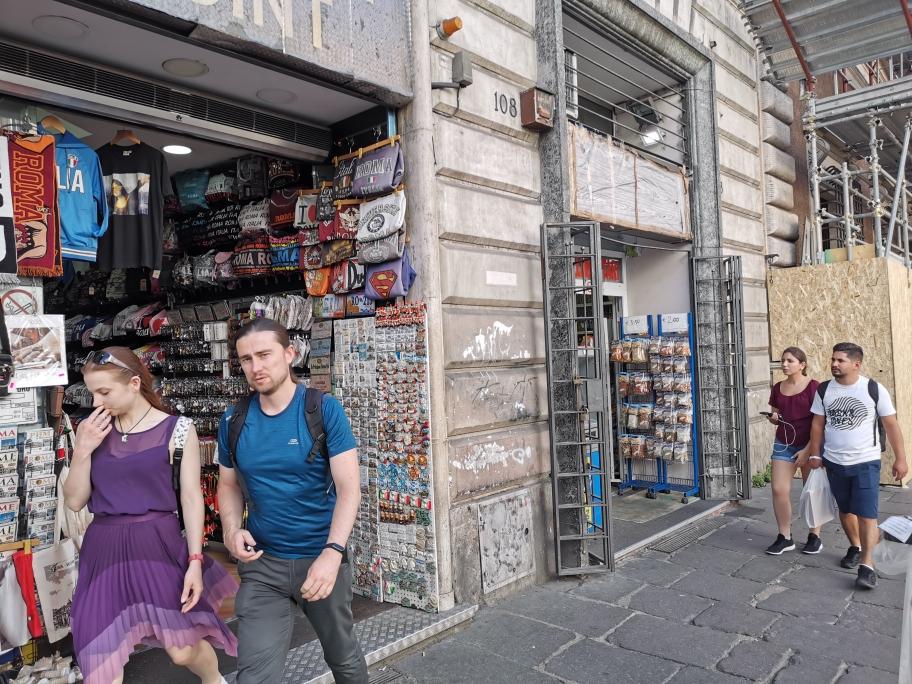 Corso Vittorio foto P.Gelsomini