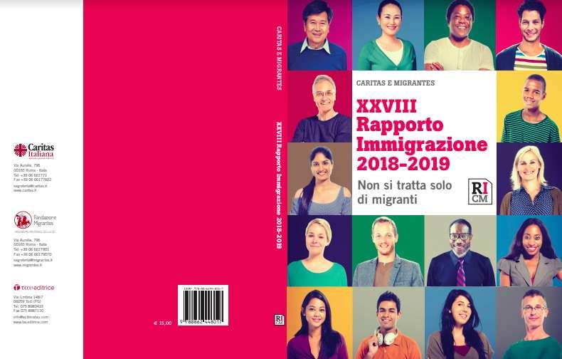 copertina rapporto immigrazione caritas1