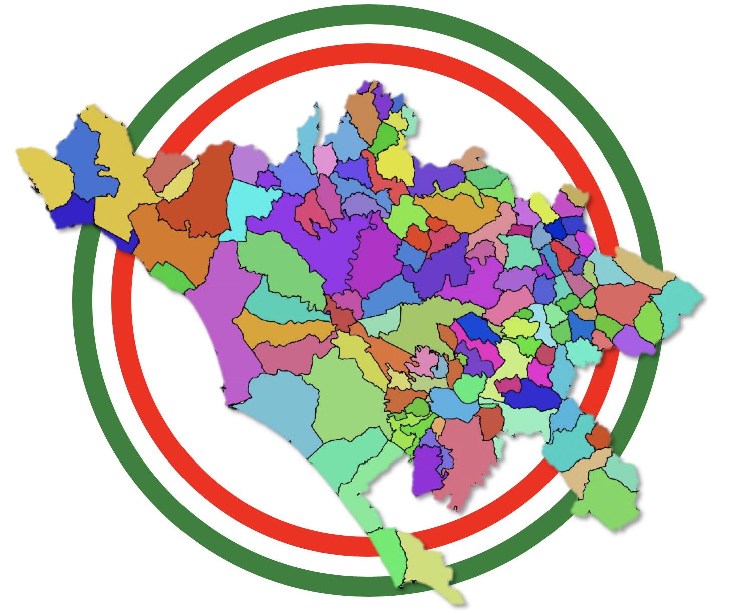 logo manifesto per una grande Roma def