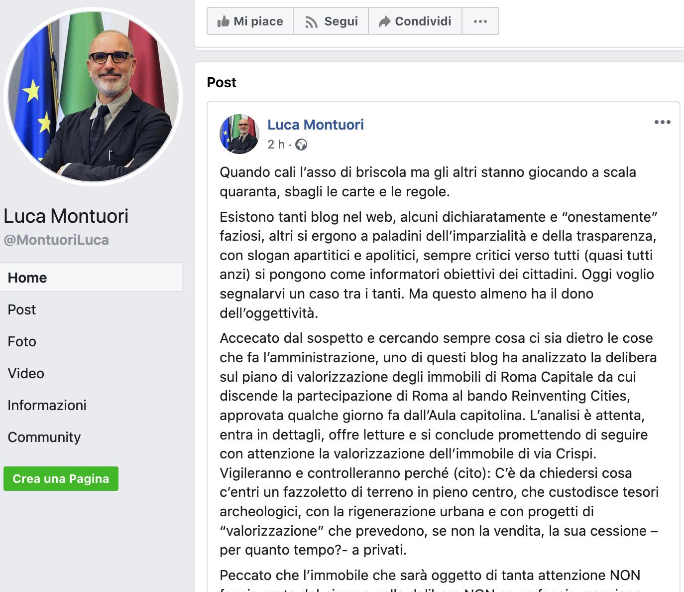 Fb Montuori via crispi Schermata 2019-12-06 alle 12.53.42
