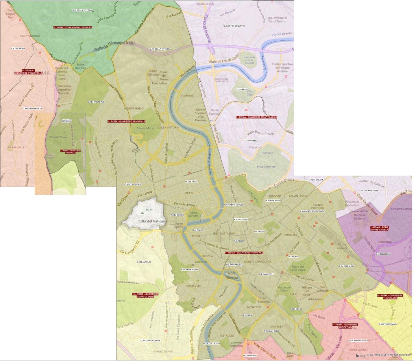collegio uninominale Lazio 1-01 (da abitare a roma)