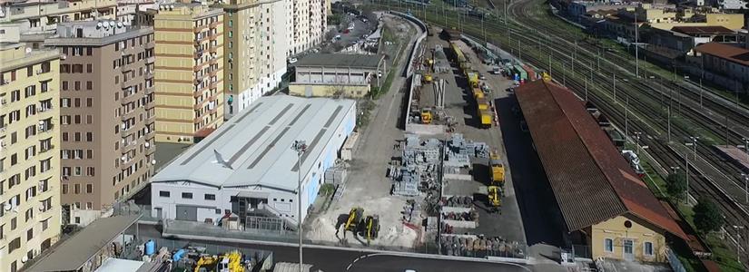 stazione tuscolana reinventing cities