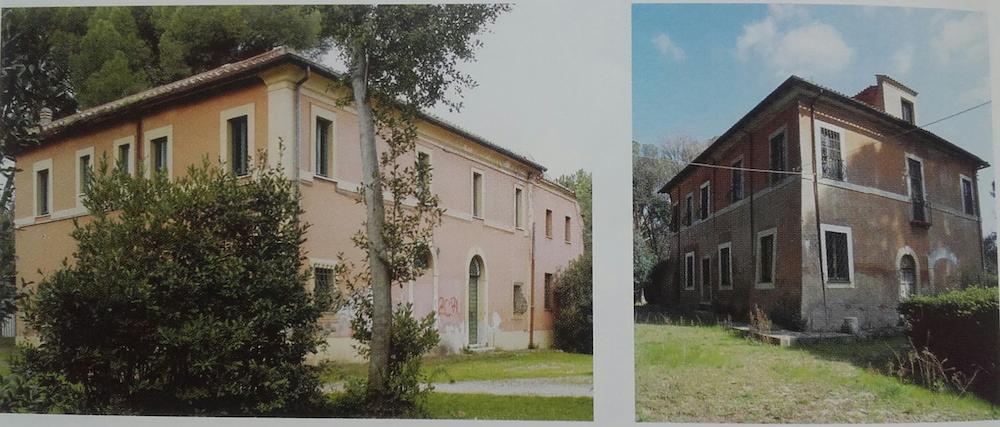 """Foto tratta a pagina 50 dal Volume """"Villa Ada Savoia"""", De Luca Editori D'Arte. Comune di Roma,ISBN 978-88-8016-975-8"""