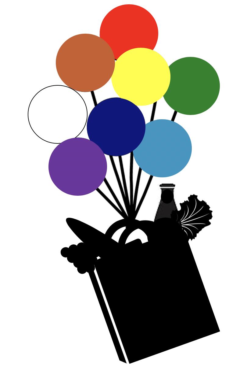 LOGo spesa sospesa colori