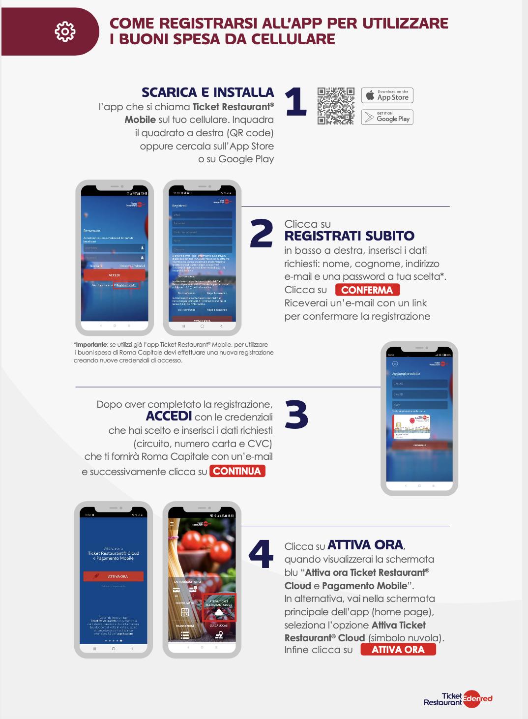 guida per app buoni spesa comune romaSchermata 2020-04-09 alle 16.08.16