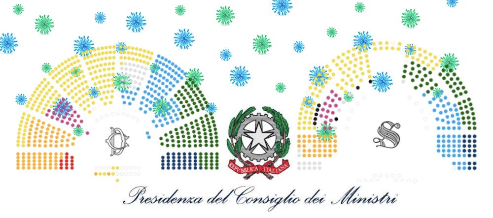 mosaico poteri emergenza coronavirus