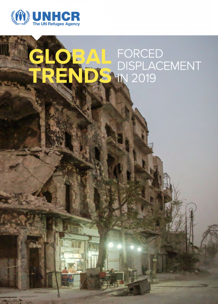 cop. Rapporto UNHCR Global Trends