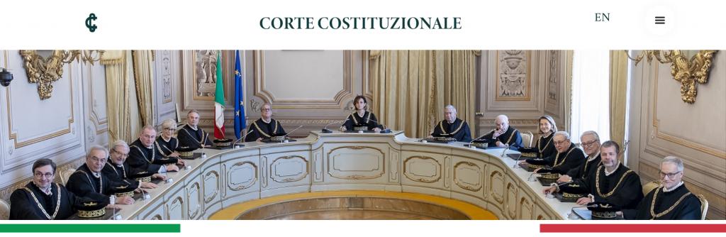 sito corte costituzionale Schermata 2020-07-09 alle 21.05.05