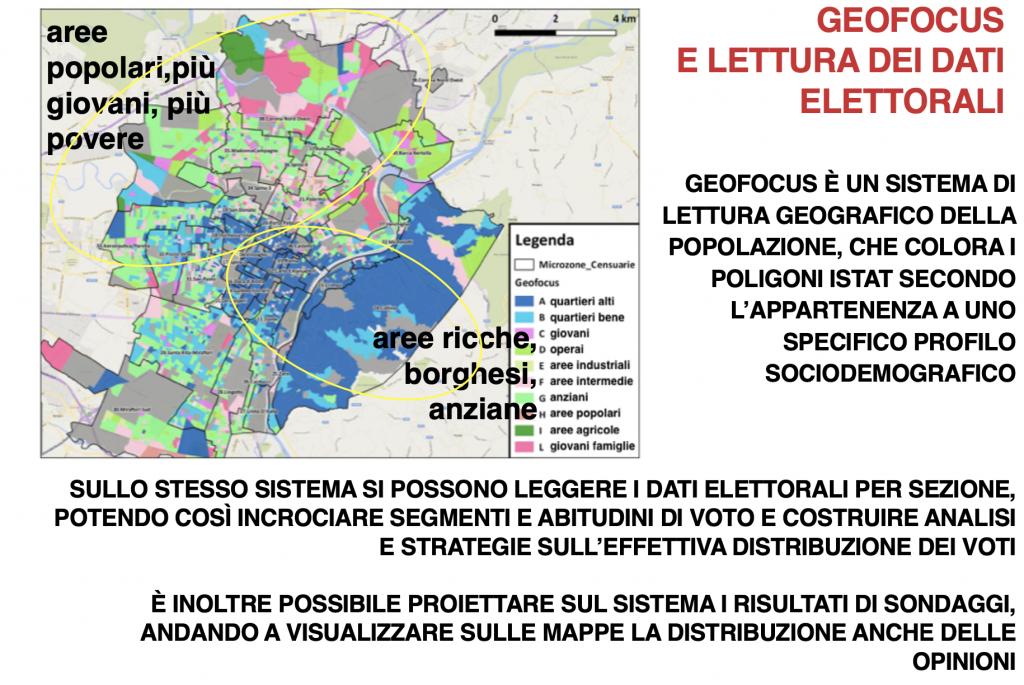 slide da presentazione Guarino e altri backstage elezioni 2021