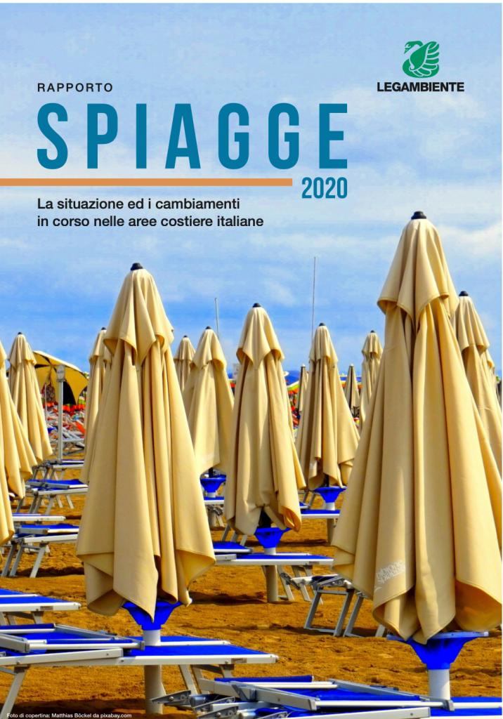 Rapporto Spiagge 2020 Legambiente