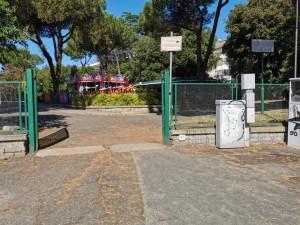 Parco degli Atleti Azzurri. Foto Piero Filotico