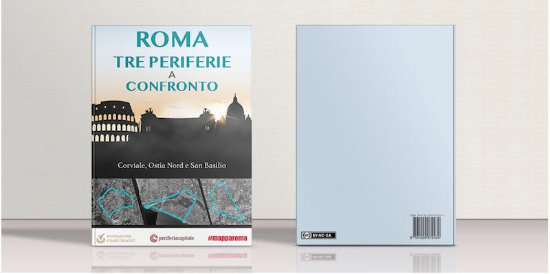 copertine Roma 3 periferie, fondazione charlemagne